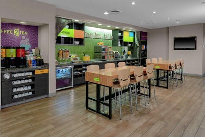 Breakfast Area | Home2 Suites by Hilton Fayetteville, NC