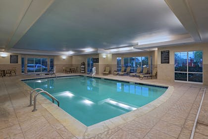 Pool | Homewood Suites by Hilton Fort Collins