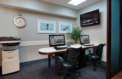 Business Center | Homewood Suites by Hilton Ft. Lauderdale Airport-Cruise Port