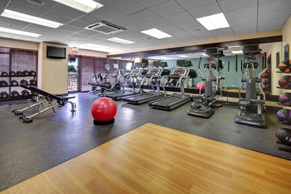 Health club | Hampton Inn & Suites Ft. Lauderdale West-Sawgrass/Tamarac, FL