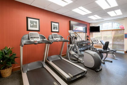 Health club | Hampton Inn & Suites Florence-North-I-95