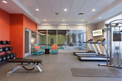 Health club | Home2 Suites by Hilton Florence, SC