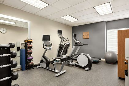 Health club fitness center gym | Homewood Suites by Hilton Fort Myers Airport/FGCU