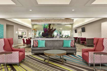 Lobby | Homewood Suites by Hilton Fort Myers Airport/FGCU