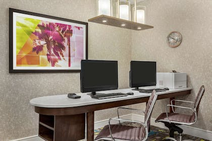 Business Center | Homewood Suites by Hilton Fort Myers Airport/FGCU