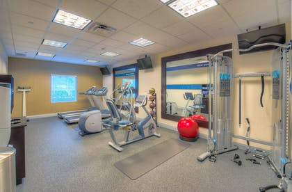 Health club | Hampton Inn & Suites Fort Myers-Colonial Blvd.