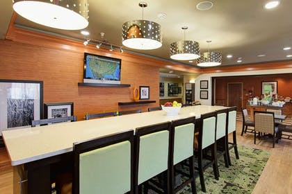 Reception | Hampton Inn & Suites Fremont