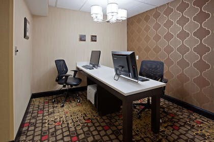 Business Center | Homewood Suites by Hilton Sioux Falls