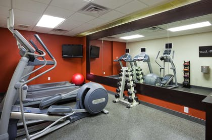 Health club | Homewood Suites by Hilton Sioux Falls