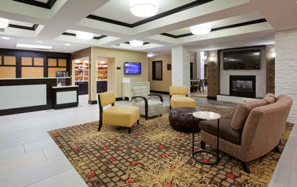 Reception | Homewood Suites by Hilton Sioux Falls