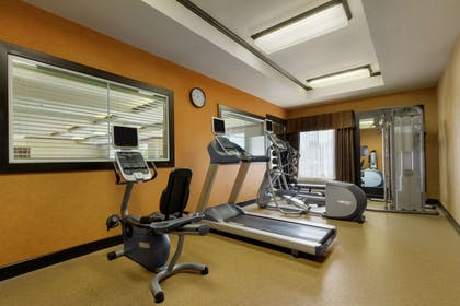 Health club | Homewood Suites by Hilton Fort Smith