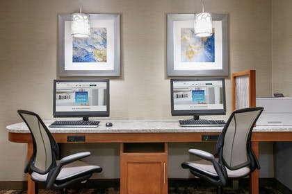 Business Center | Homewood Suites by Hilton Fort Smith