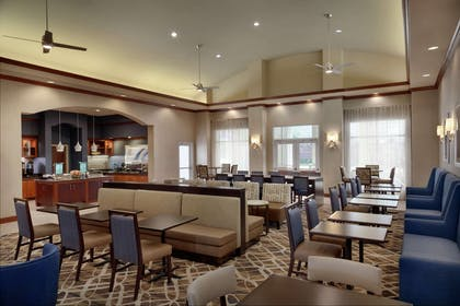 Breakfast Area | Homewood Suites by Hilton Fort Smith
