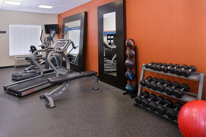 Health club | Hampton Inn Pecos
