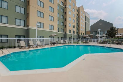 Pool | Homewood Suites by Hilton Ft. Worth-North at Fossil Creek