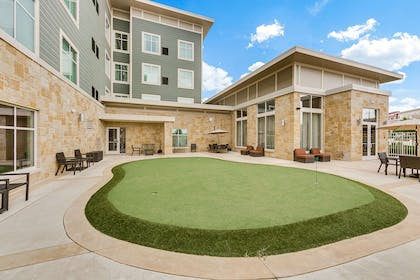 Exterior   Homewood Suites by Hilton Fort Worth - Medical Center, TX