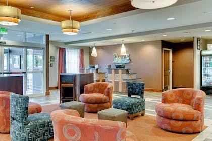 Reception   Homewood Suites by Hilton Fort Worth - Medical Center, TX