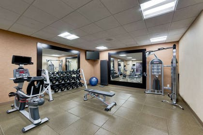Health club fitness center gym   Homewood Suites by Hilton Fort Worth - Medical Center, TX