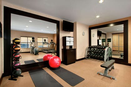 Health club | Homewood Suites by Hilton Fort Worth West Cityview, TX