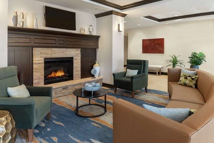 Lobby | Homewood Suites by Hilton Fort Wayne