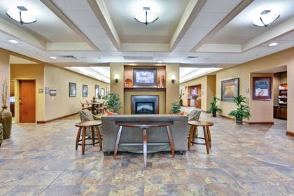 Lobby   Homewood Suites by Hilton Fayetteville, AR