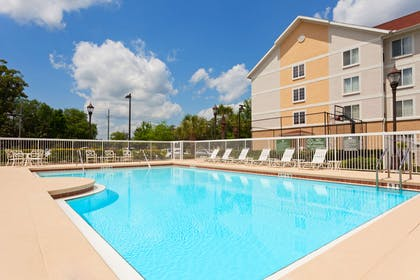 Pool | Homewood Suites by Hilton Gainesville