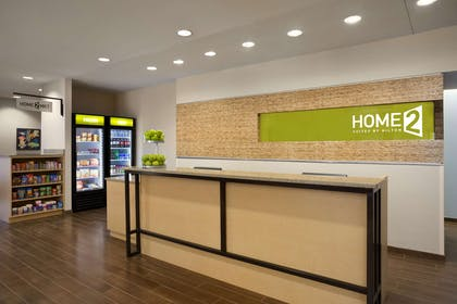 Reception   Home2 Suites by Hilton Greensboro Airport, NC