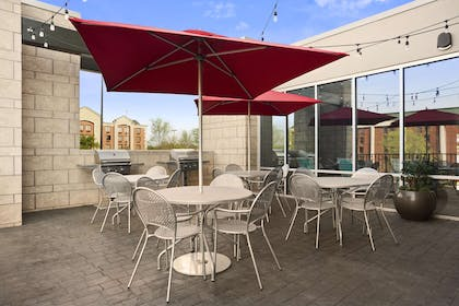 Restaurant   Home2 Suites by Hilton Greensboro Airport, NC