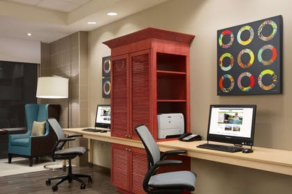 Business Center   Home2 Suites by Hilton Greensboro Airport, NC