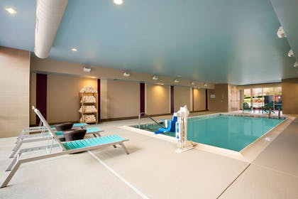Pool   Home2 Suites by Hilton Greensboro Airport, NC