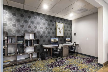 Business Center | Homewood Suites by Hilton Greenville