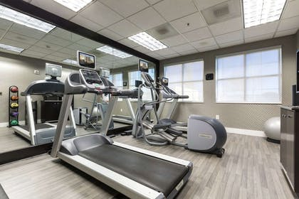 Health club fitness center gym | Homewood Suites by Hilton Greenville