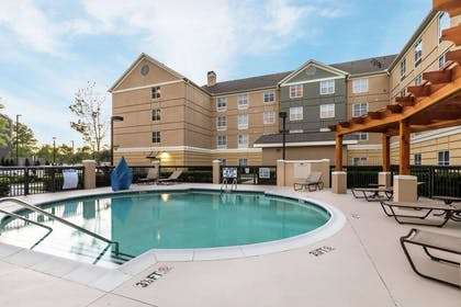 Pool | Homewood Suites by Hilton Greenville