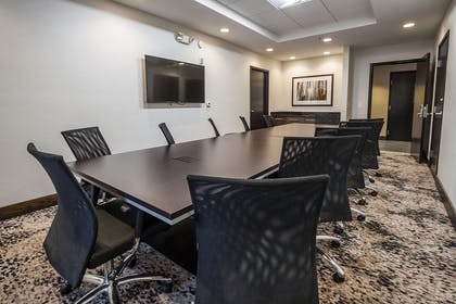 Meeting Room | Hampton Inn Great Falls