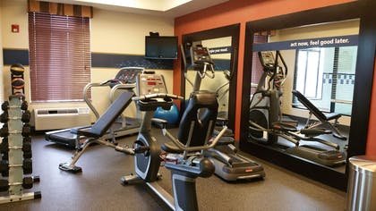 Health club | Hampton Inn & Suites Gallup