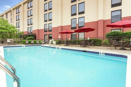Pool | Hampton Inn Harrisburg-East (Hershey Area)