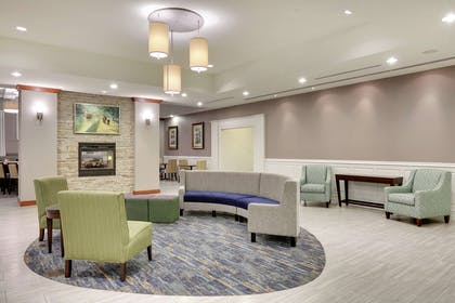 Lobby | Homewood Suites by Hilton Hagerstown