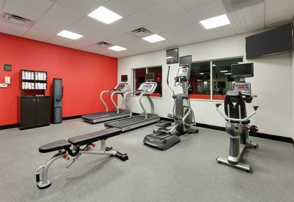 Health club | Homewood Suites by Hilton Hagerstown