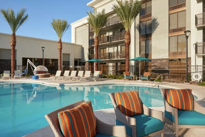 Pool | Hampton Inn Lake Havasu City