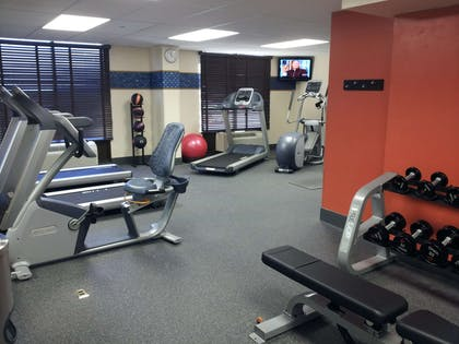 Health club | Hampton Inn Lake Havasu City