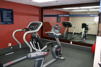 Health club | Hampton Inn Hillsville