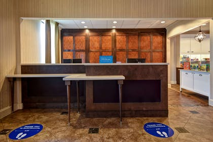 Reception | Homewood Suites By Hilton Houston IAH Airport Beltway 8
