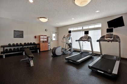 Health club | Homewood Suites By Hilton Houston IAH Airport Beltway 8