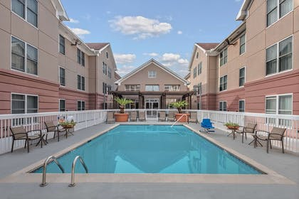 Pool | Homewood Suites by Hilton Houston Clear Lake NASA