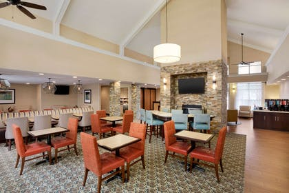 Lobby | Homewood Suites by Hilton Houston-Willowbrook Mall