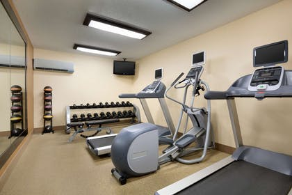 Health club | Homewood Suites by Hilton Houston-Willowbrook Mall