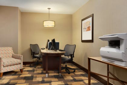 Business Center | Homewood Suites by Hilton Houston-Willowbrook Mall