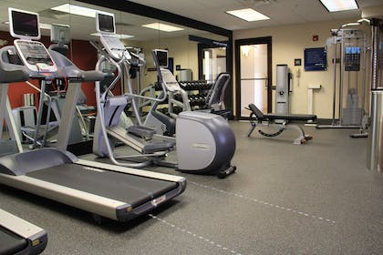 Health club | Hampton Inn & Suites Houston-Katy