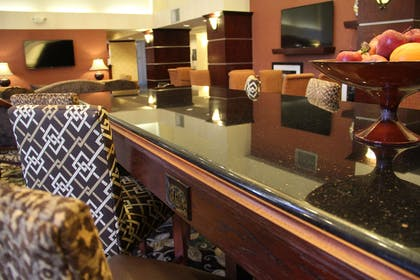 Reception | Hampton Inn & Suites Houston-Katy
