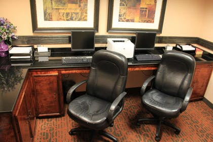 Business Center | Hampton Inn & Suites Houston-Katy